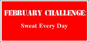 Feb Challenge Card